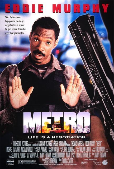 Metro / ქალაქის პოლიცია (1997ქართულად)
